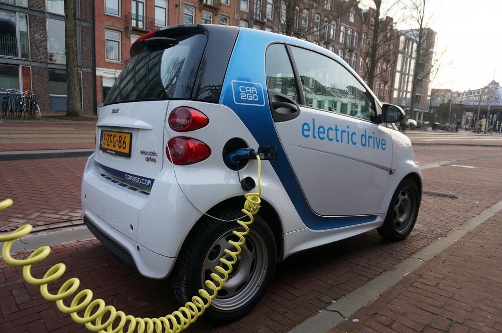 greenwashing vehículo eléctrico sostenibilidad y productividad